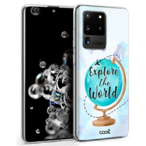 Carcasa Samsung G988 Galaxy S20 Ultra 5G Dibujos Explore