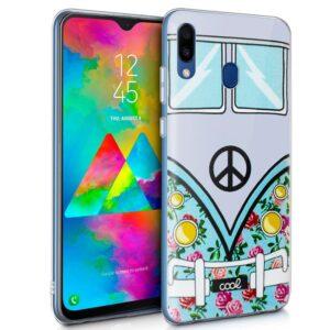 Carcasa Samsung M205 Galaxy M20 Dibujos Furgo