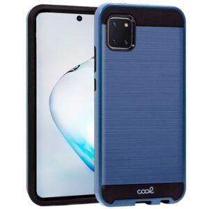 Carcasa Samsung N770 Galaxy Note 10 Lite Aluminio Azul