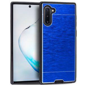 Carcasa Samsung N970 Galaxy Note 10 Aluminio (Azul)