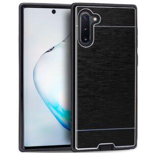 Carcasa Samsung N970 Galaxy Note 10 Aluminio (Negro)