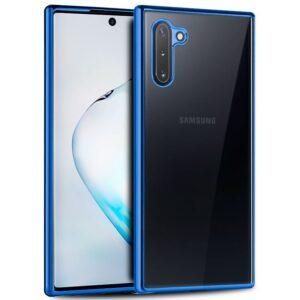 Carcasa Samsung N970 Galaxy Note 10 Borde Metalizado (Azul)