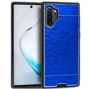 Carcasa Samsung N975 Galaxy Note 10 Plus Aluminio (Azul)