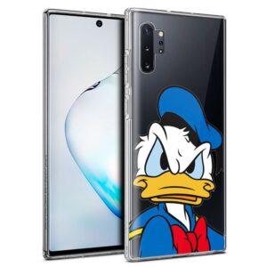 Carcasa Samsung N975 Galaxy Note 10 Plus Licencia Disney Donald