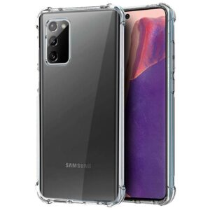 Carcasa Samsung N980 Galaxy Note 20 AntiShock Transparente