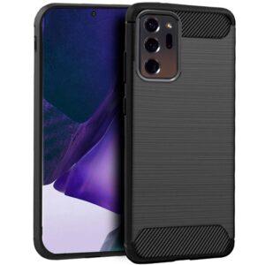 Carcasa Samsung N985 Galaxy Note 20 Ultra Carbón Negro