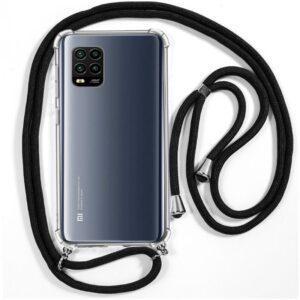 Carcasa Xiaomi Mi 10 Lite Cordón Negro