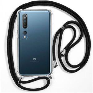 Carcasa Xiaomi Mi 10 / Mi 10 Pro Cordón Negro