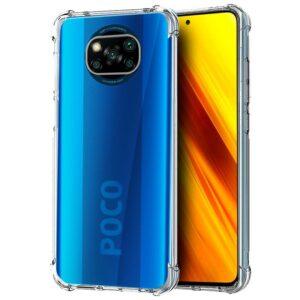 Carcasa Xiaomi Pocophone X3 AntiShock Transparente