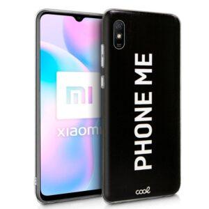 Carcasa Xiaomi Redmi 9A / 9AT Dibujos Phone Me