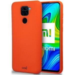 Carcasa Xiaomi Redmi Note 9 Cover Salmón