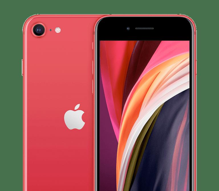Compra iPhone Se Rojo Barato