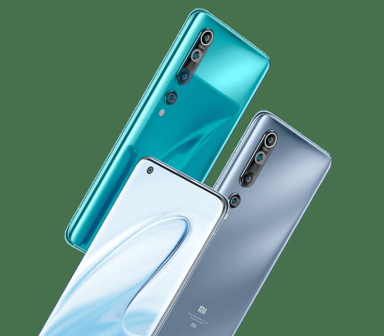 Compra Smartphones Xiaomi Baratos