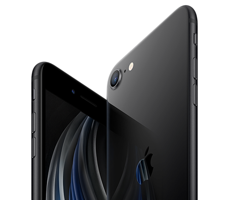 Comprar iPhone Se Negro Oferta