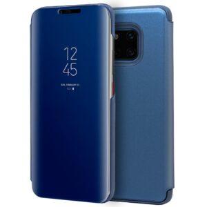 Funda Flip Cover Huawei Mate 20 Pro Clear View Azul