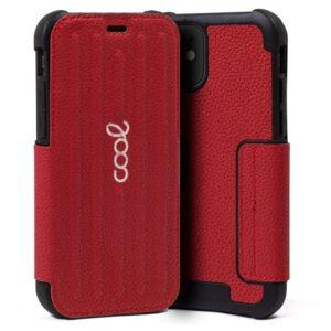 Funda Flip Cover IPhone 11 Pro Texas Rojo