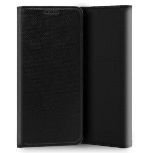 Funda Flip Cover IPhone X / IPhone XS Liso Negro