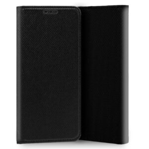 Funda Flip Cover IPhone XS Max Liso Negro