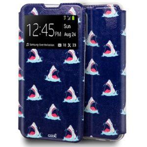 Funda Flip Cover Realme 7 5G Dibujos Tiburón