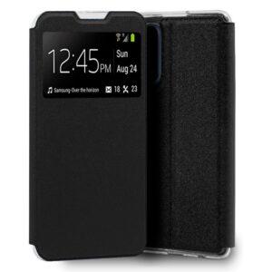 Funda Flip Cover Realme 7 5G Liso Negro