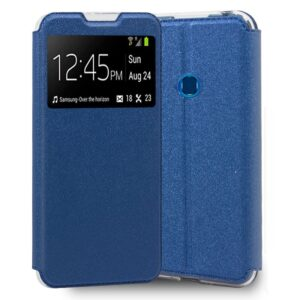 Funda Flip Cover Samsung A207 Galaxy A20s Liso Azul