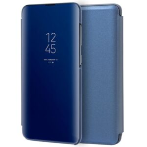 Funda Flip Cover Samsung A315 Galaxy A31 Clear View Azul