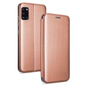 Funda Flip Cover Samsung A315 Galaxy A31 Elegance Rose Gold