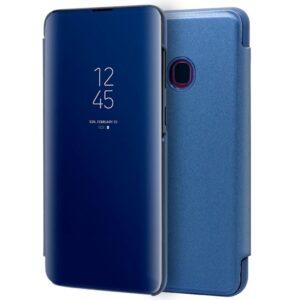 Funda Flip Cover Samsung A405 Galaxy A40 Clear View Azul