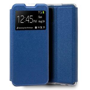 Funda Flip Cover Samsung A515 Galaxy A51 Liso Azul