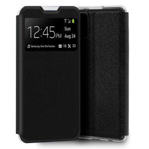 Funda Flip Cover Samsung A516 Galaxy A51 5G Liso Negro