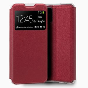Funda Flip Cover Samsung A516 Galaxy A51 5G Liso Rojo