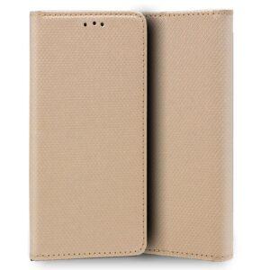 Funda Flip Cover Samsung A705 Galaxy A70 Liso Beige