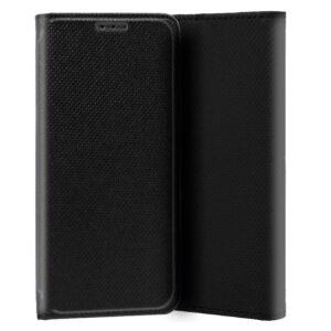 Funda Flip Cover Samsung A705 Galaxy A70 Liso Negro