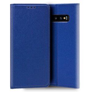 Funda Flip Cover Samsung G973 Galaxy S10 Liso Azul