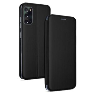 Funda Flip Cover Samsung N980 Galaxy Note 20 Elegance Negro