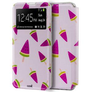 Funda Flip Cover Xiaomi Mi 10 Lite Dibujos Sandía