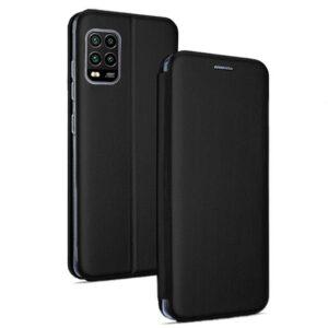 Funda Flip Cover Xiaomi Mi 10 Lite Elegance Negro