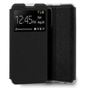Funda Flip Cover Xiaomi Mi 10T / Mi 10T Pro Liso Negro
