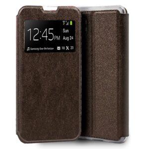 Funda Flip Cover Xiaomi Mi Note 10 / Mi Note 10 Pro Liso Bronce