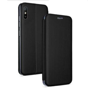 Funda Flip Cover Xiaomi Redmi 9A / 9AT Elegance Negro