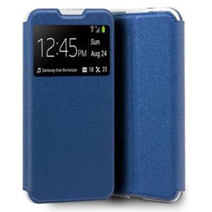 Funda Flip Cover Xiaomi Redmi 9A / 9AT Liso Azul