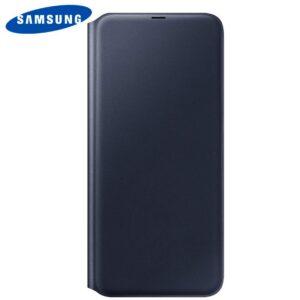 Funda Original Samsung A705 Galaxy A70 Wallet Cover Marino (Con Blister)
