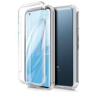 Funda Silicona 3D Xiaomi Mi 10 / Mi 10 Pro Transparente Frontal + Trasera