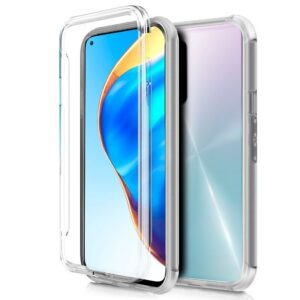 Funda Silicona 3D Xiaomi Mi 10T / Mi 10T Pro Transparente Frontal + Trasera