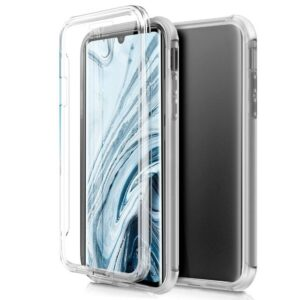 Funda Silicona 3D Xiaomi Mi Note 10 / Mi Note 10 Pro Transparente Frontal + Trasera