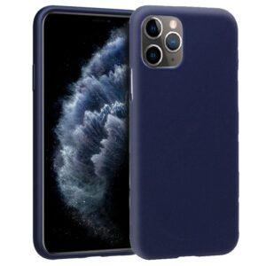 Funda Silicona IPhone 11 Pro (Azul)