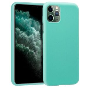 Funda Silicona IPhone 11 Pro Max (Mint)