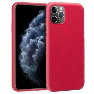 Funda Silicona IPhone 11 Pro (Rojo)