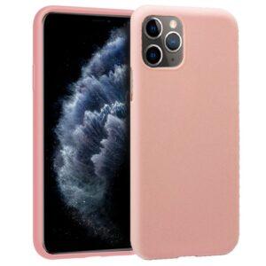 Funda Silicona IPhone 11 Pro (Rosa)