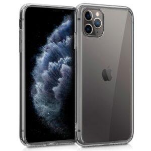 Funda Silicona IPhone 11 Pro (Transparente)